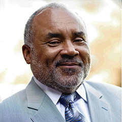 Reverend Dr. Donald F. Guest, Pastor